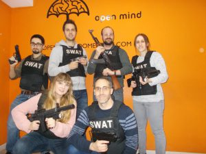Escape Room Life en SWAT