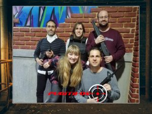 Escape Room Life en Fugitivos.
