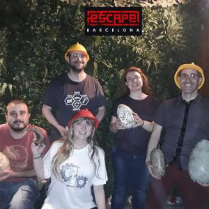 Escape Room Life en Jurassic Land