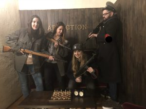 Escape Room Life en La caída del Régimen Nazi - Abduction