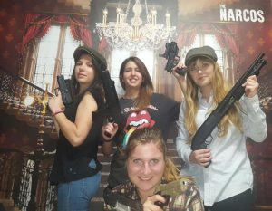 Escape Room Life en The Narcos