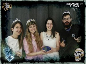 Escape Room Life en El Diamante de Almas