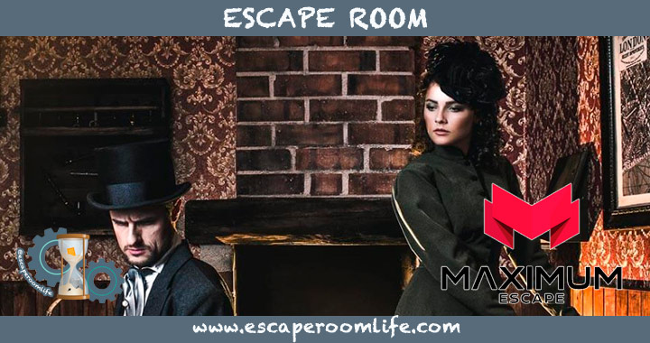 Review Sherlock holmes - MAximum Escape