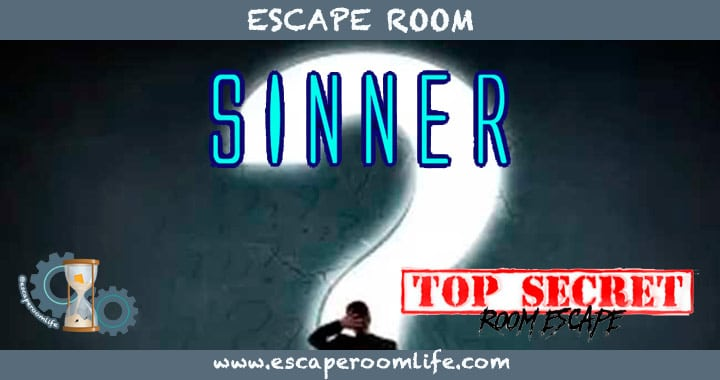 Review Sinner - Top Secret