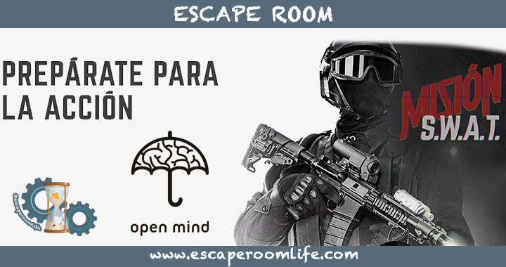 Review Swat - Open Mind