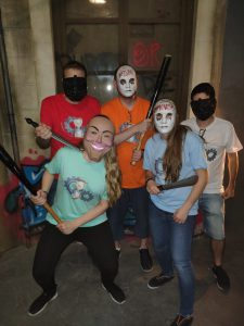 Escape Room Life en Katharsis