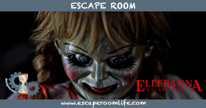 Review Ellebanna - Estrategy room Escape