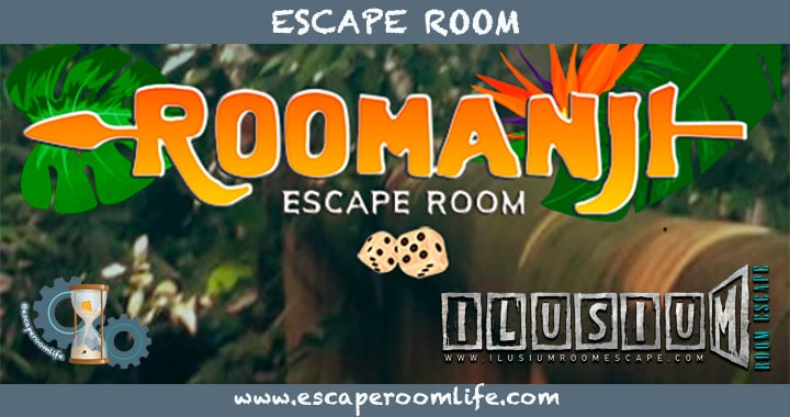 Review Roomanji - Ilusium