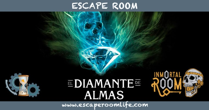 Review Diamante de Almas - Inmortal Room