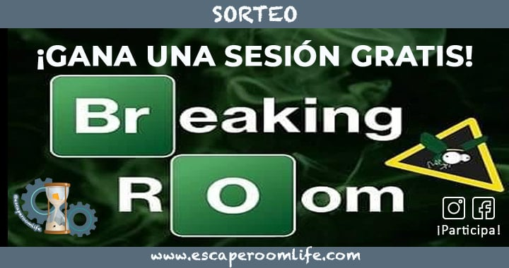 Sorteo Breaking Room