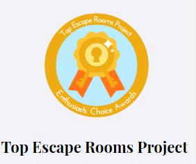 Top Escape Rooms Project - Awards
