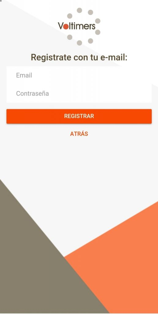 Voltimers - Registro