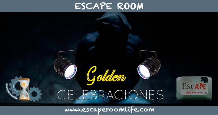 Review Escape del Secuestro - Golden Celebraciones