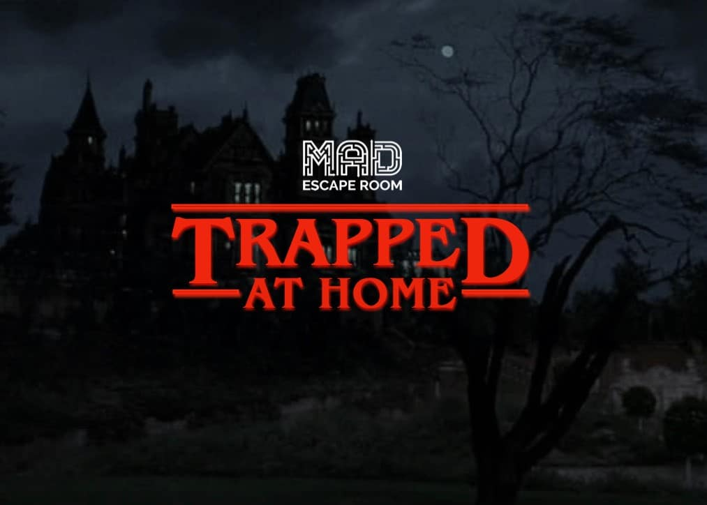 Trapped at home