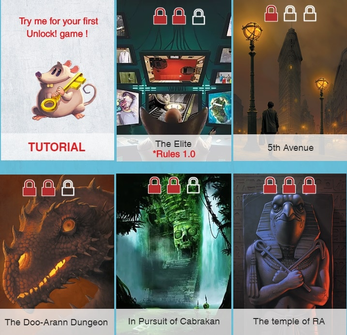 escape rooms online desde casa: Demos Aventuras Unlock