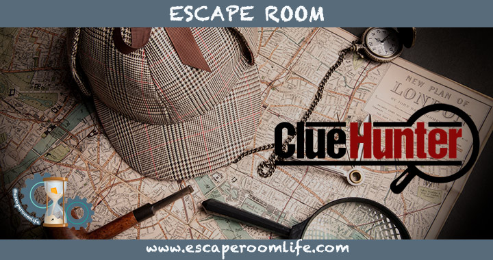 Review Holmes vs Moriarty - Clue Hunter