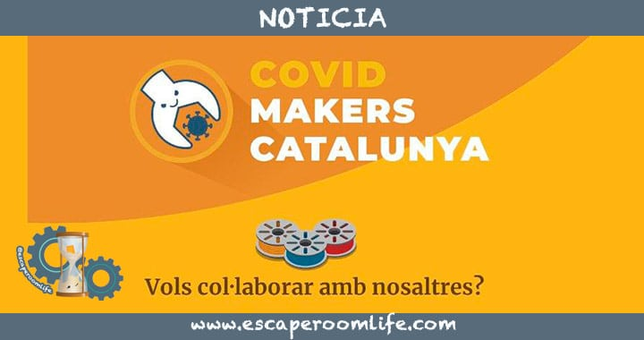 Noticia Covid Makers