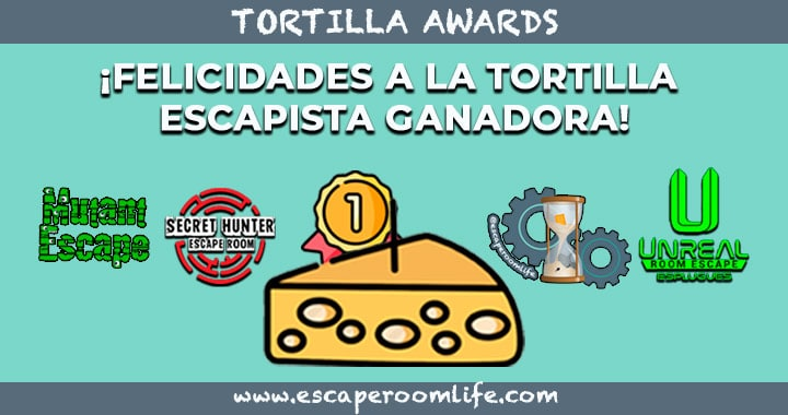 Ganador Tortilla Awards