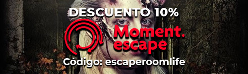 MOMENT ESCAPE – LA HERENCIA DEL PANTEÓN