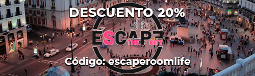 ESCAPE THE CITY – PERSIGUE AL ASESINO