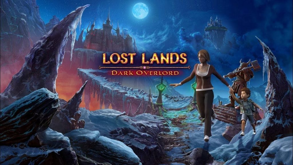Lost Lands- Dark Overlord
