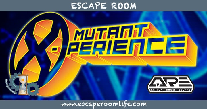 Opinion Mutant Xperience - Action Room Escape