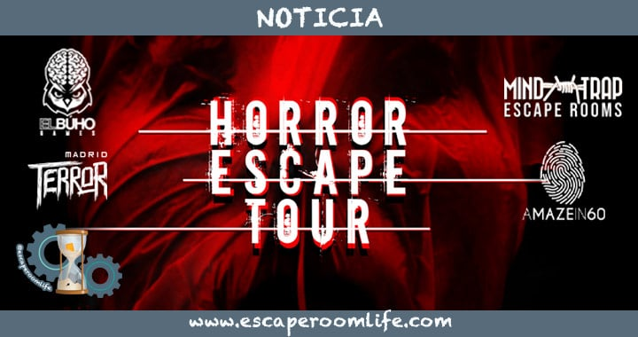Horror Escape Tour Madrid