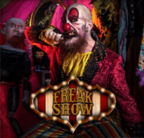 Freak Show - horrorland 2020 scream park