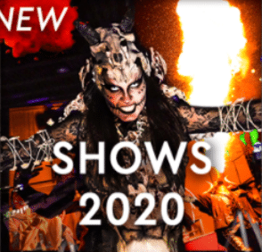 Shows 2020 - Horrorland