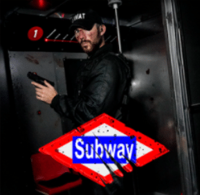 Subway - horrorland 2020 scream park