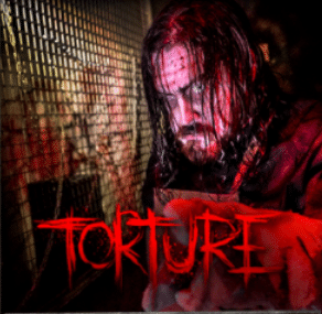 Torture - horrorland 2020 scream park