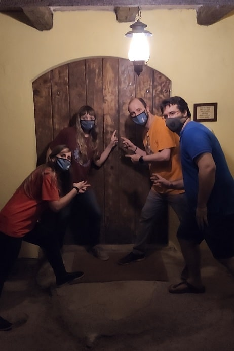 Escape Room Life en La Casa