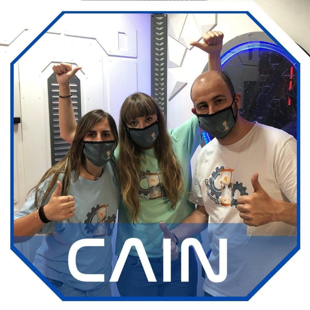 Escape Room Life en Cain - The X door Alicante