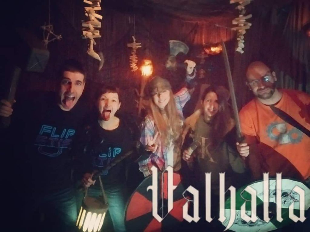 Escape Room Life en Valhalla - Wolfcrow Escape Room