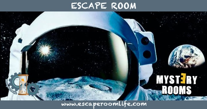 Opinion Mystery Rooms - NASA Mision OMega