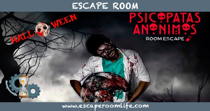 MISIÓN: NO SOLO ESCAPAR (EVENTO HALLOWEEN)