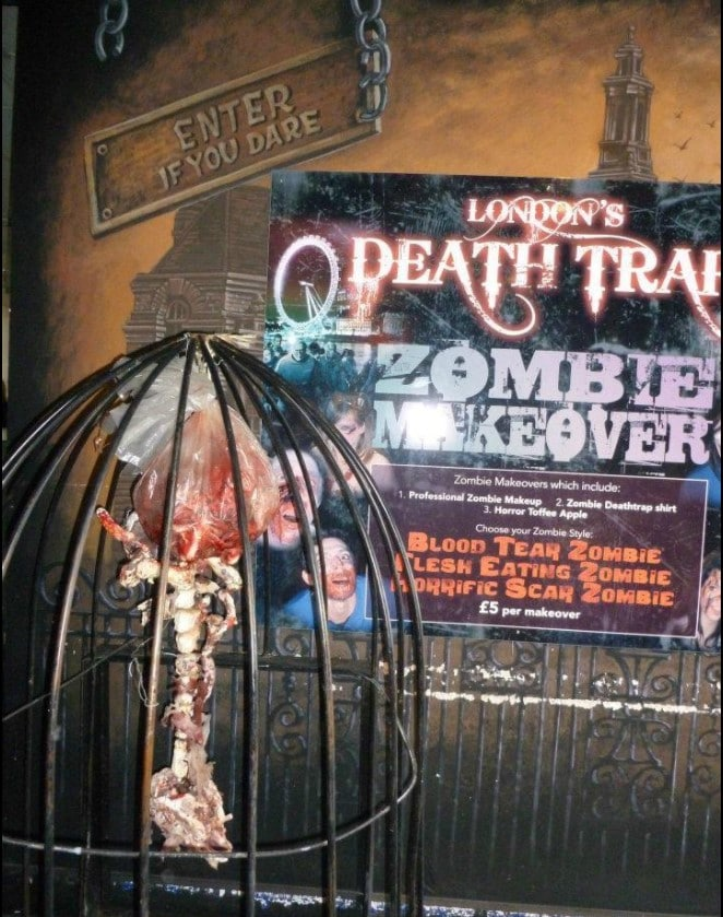 Death Trap - Londres