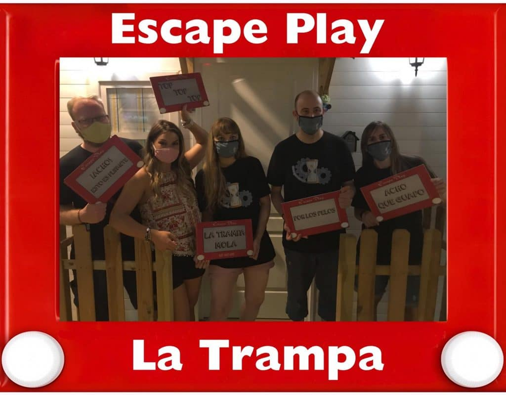 Escape Room Life en La Trampa