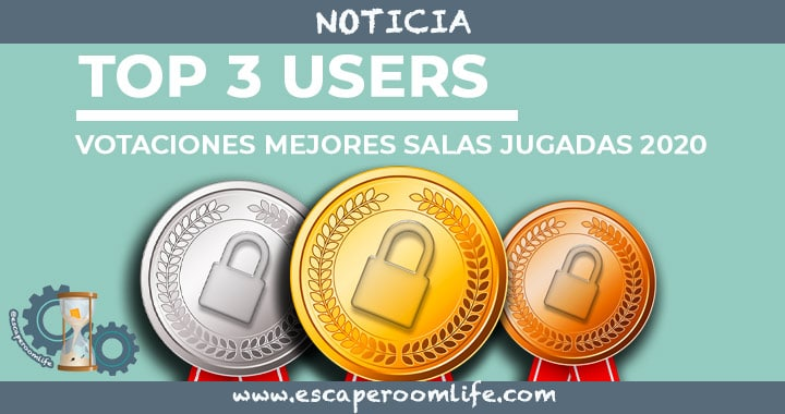 Portada Ranking Top 3 Users