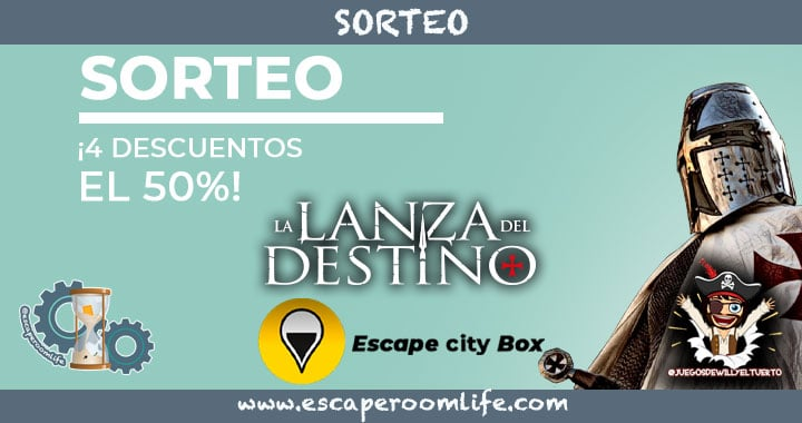 Portada Sorteo Willy Lanza del Destino
