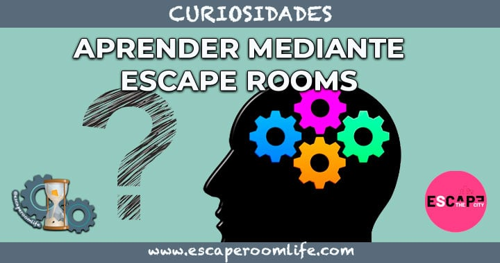 Portada Aprender Escape Rooms
