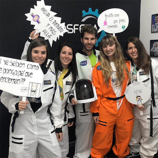 Escape Room Life en Nave Miracle (Tester)